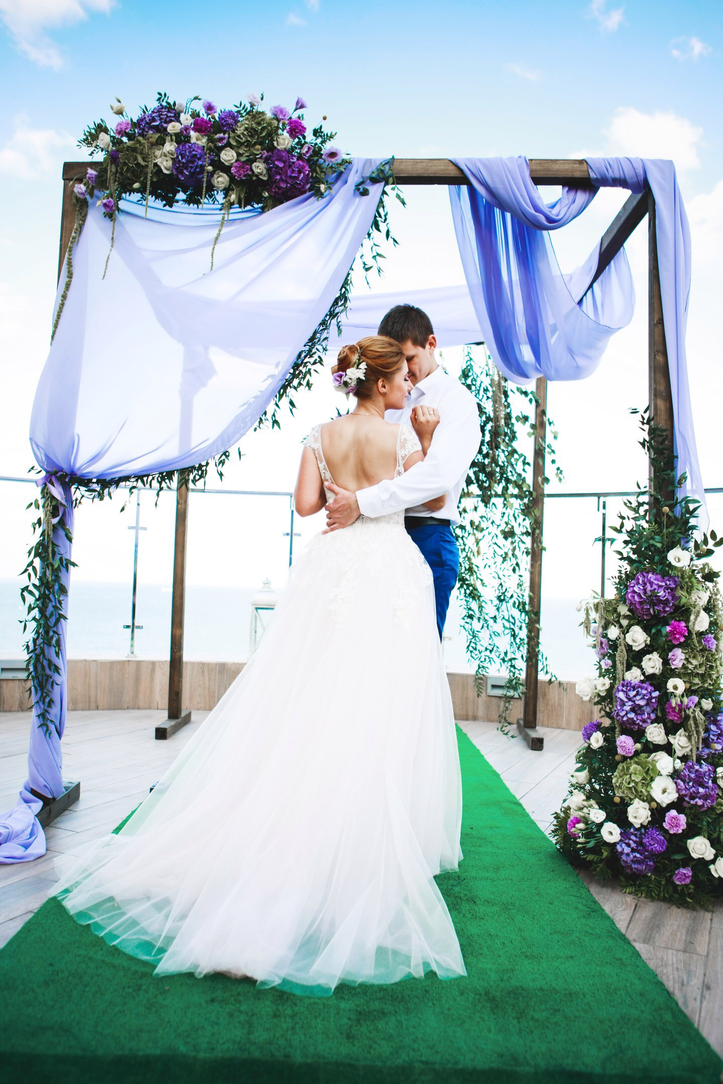Свадьба выездная роспись фото